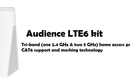 مودم Audience LTE6 kit